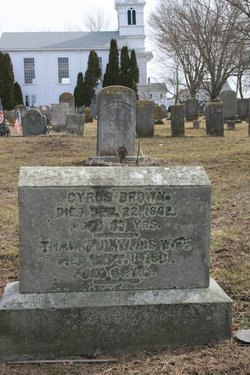 Cyrus Brown