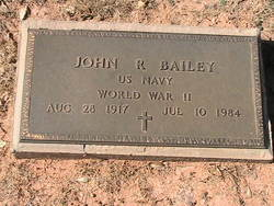 John Richard Bailey
