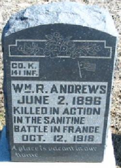 William R Andrews