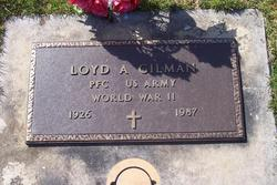 Loyd Alfred Gilman