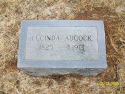 Cynthia Lucinda <i>Collier</i> Adcock
