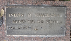 Evelyn M. Nesselrotte