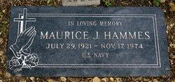 Maurice J Hammes