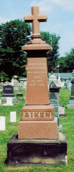 Irad Isaac O Aiken