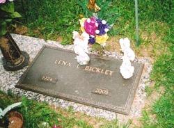 Lena Lewis <i>Hamm</i> Bickley