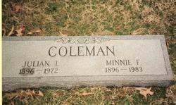 Julian Irby Coleman