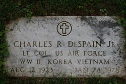 Charles R. DeSpain, Jr