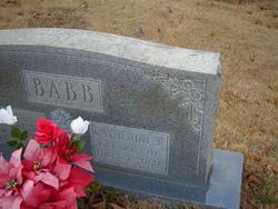 Catherine Verona <i>Lasseter</i> Babb