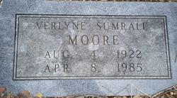 Verlyne <i>Sumrall</i> Moore