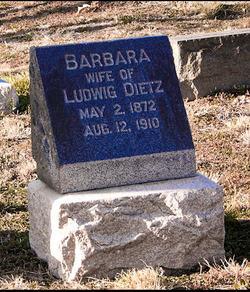 Barbara Dietz