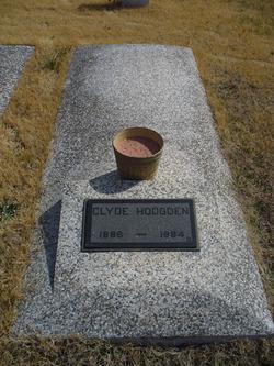 Clyde Hodgden