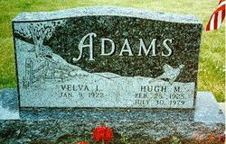 Hugh Marvin Adams