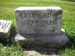 Kate Crow