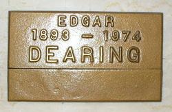 Edgar Dearing