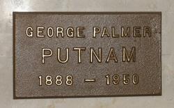 George Palmer Putnam