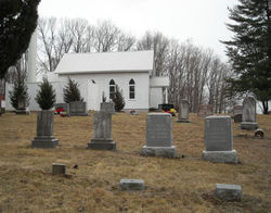 Glenwood Baptist Church Cemetery