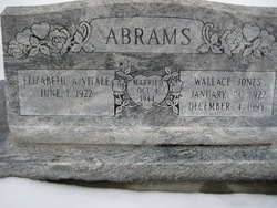 Wallace Jones Abrams