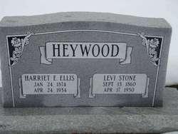 Levi Stone Heywood