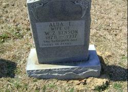 Alda E. Benson