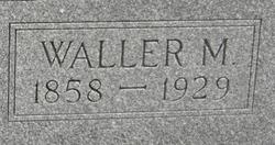 Waller M Humphries