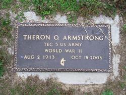 Theron Ottis Armstrong