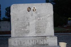 Emma Margaret <i>Napper</i> Champion