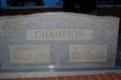 Roland Lester Champion