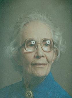 Alice Jane Dickerson