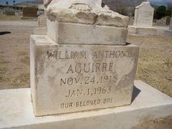 William Anthony Memo Aguirre