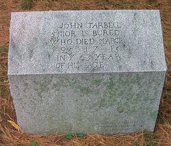 Ens John Tarbell, Sr