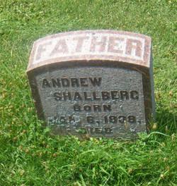 Andrew Shallberg