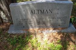 Charlie Arthur Altman