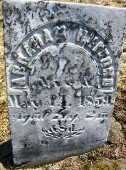 Abraham Hufford, Sr