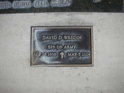 David Duane Dave Weedin