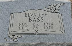 Elva Lee Bass