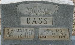 Anna Jane Bass