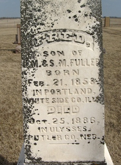 Fred Fuller