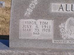 Virgil Thomas Virgie Allen
