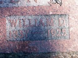 William David Old Bill Allen