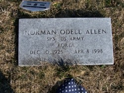 Norman Odell Allen