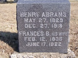 Frances Bratcher <i>Lea</i> Abrams