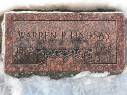 Warren Parks Lindsay