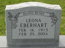 Leona Matilda <i>Gehrig</i> Eberhart