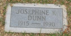 Josephine <i>Klein</i> Dunn