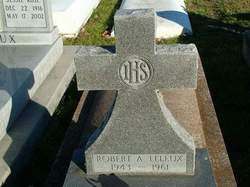 Robert Alvin LeLeux