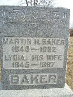 Martin H Baker