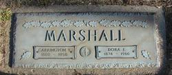 Carrington T Marshall