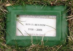 Roy DeWayne Benton