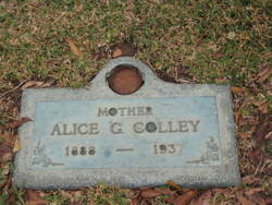 Alice Gertrude <i>Wallis</i> Colley