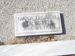 Fannie Lee Ariail